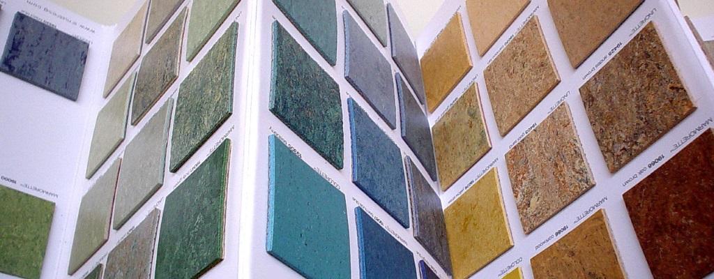 marmoleum-voorbeelden